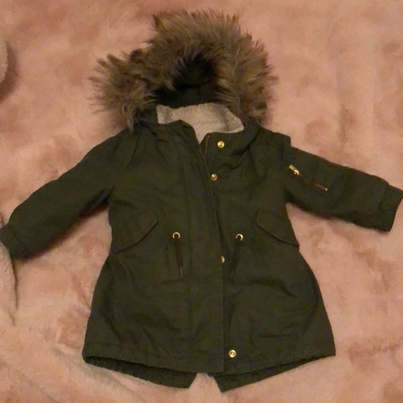 GAP Other - Gap  adorable army green jacket